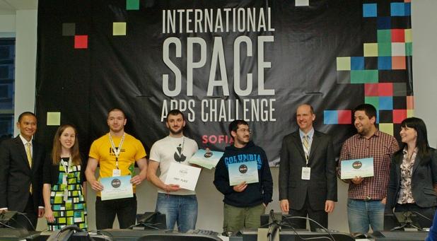 Приложение за пилета спечели състезание на НАСА