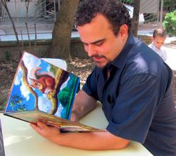 Никола Райков създава първа по рода си приказка-игра, която вече навлиза в образованието