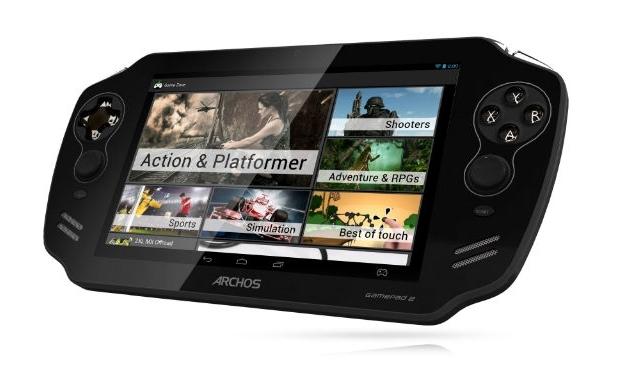 Archos GamePad 2 ще се доставя с пълни версии на игрите Asphalt 8: Airborne и Modern Combat 4: Zero Hour