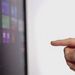 leap motion - thumb