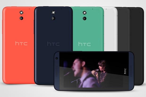 HTC Desire 610 е смартфон от среден клас и се очаква на европейския пазар през май