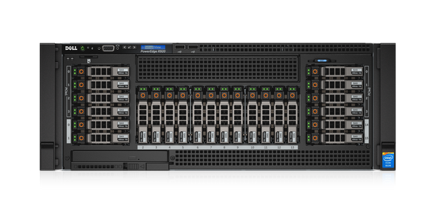PowerEdge R920 е най-бързият сървър на Dell в момента
