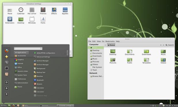 През ноември се очаква стабилна Debian-базирана версия на операционната система Linux Mint
