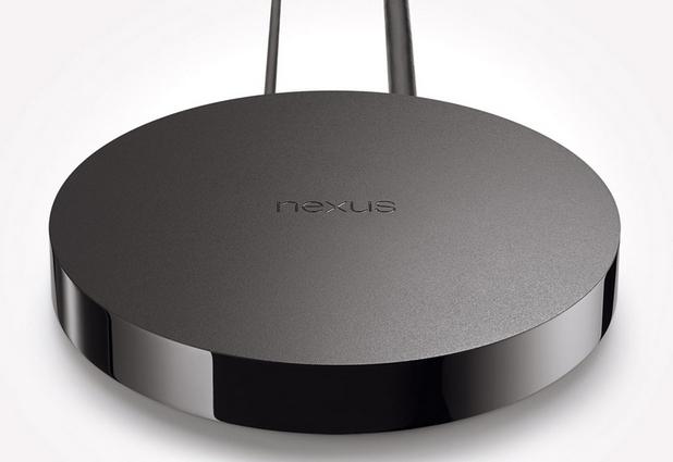 Nexus Player е предназначен за възпроизвеждане на телевизор на различно мултимедийно съдържание