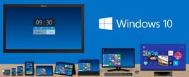Windows 10 се разработва като универсална платформа, способна да работи на различни типове устройства