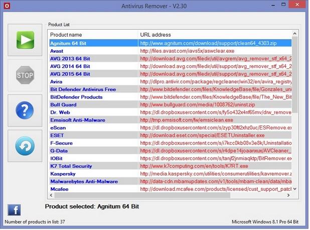 Antivirus_Remover