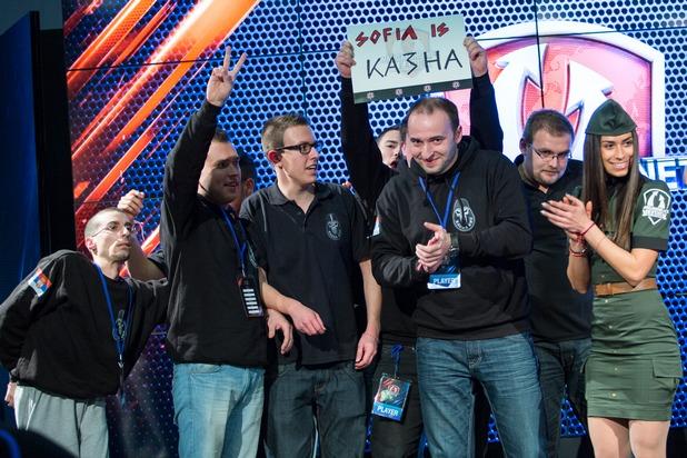 Отборът на Kazna Kru се наложи като абсолютен фаворит на публиката