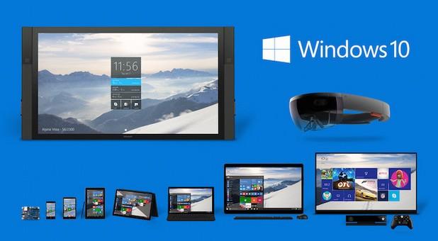 Наблюдава се сериозно разширяване на асортимента от устройства, съвместими с Windows 10