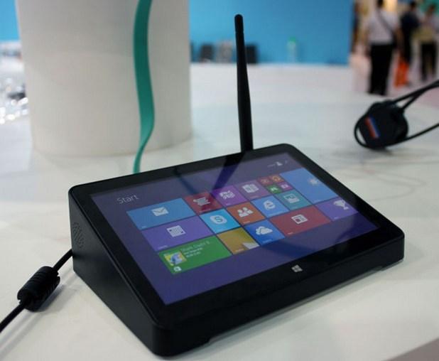 Компактният Pipo X8съчетава моноблок, мини персонален компютър и таблет