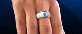 Концепция на умен пръстен на Apple (дизайн: Victor Solo)