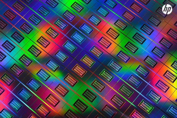 Новата флаш памет ще се базира на мемристорната технология на HP