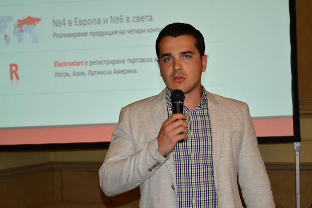 Инвестицията в облачни услуги е увеличала конкурентноспособността на Електростат, заяви Боян Яначков, CTO на компанията