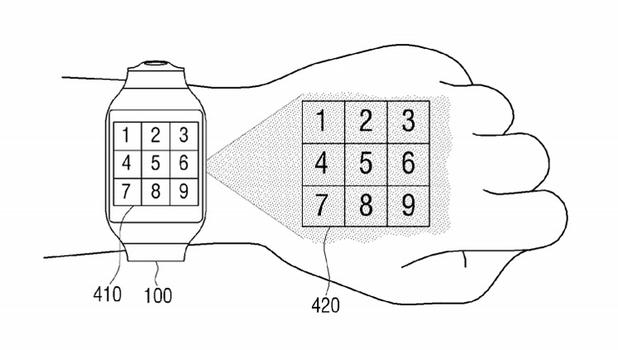 Система за визуализация на Samsung ще позволи по-удобно управление на устройства от рода на смарт часовниците
