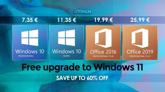 Windows 11 е тук. Вземете оригинален ключ за Windows 10 само за €7,35 thumbnail