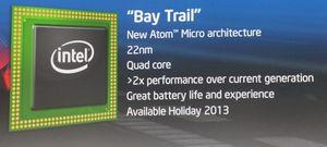 Процесорът Bay Trail ознаменува победа на Intel над ARM, смята неговият разработчик