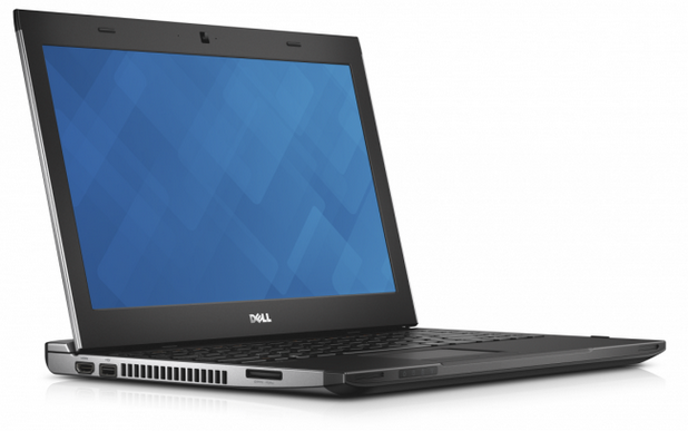 Latitude 3330 предоставя 13,3-инчов екран с резолюция 1366x768 пиксела