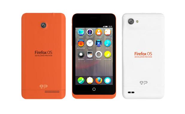 Смартфоните под управление на Firefox OS ще конкурират Android, твърди Mozilla