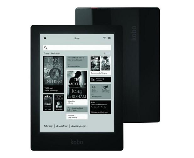 Kobo Aura HD предоставя 6,8-инчов екран E Ink Pearl с технология ClarityScreen+ и резолюция 1440х1080