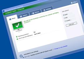 Потребителите на Windows XP може да се лишат от услугите на безплатния антивирус Security Essentials след 8 април 2014 г.