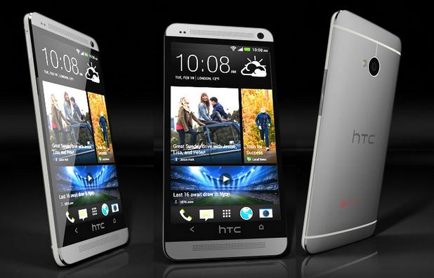 Флагманът HTC One предлага 4,7-инчов Fuul HD екран с плътност 468 пиксела на инч