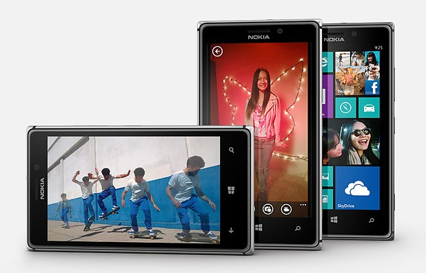 Nokia Lumia 925 идва с 4,5-инчов Super AMOLED WXGA (1280x768) дисплей