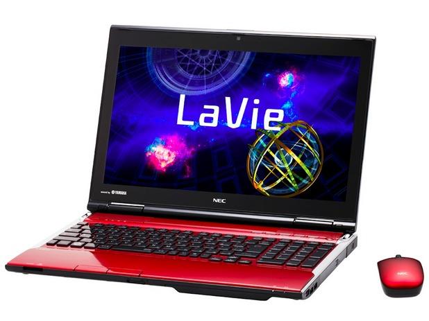 NEC La Vie L е един от първите ноутбуци, базирани на новия четириядрен процесор Intel Haswell