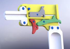 Пистолетът, отпечатан на 3D принтер, разбуни духовете в американското общество