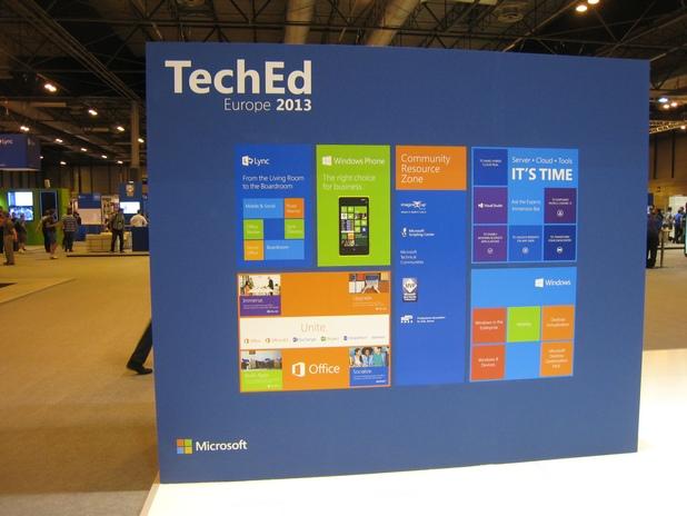 Форумът TechED в Мадрид привлече партньори и клиенти на Майкоросфт от цял свят