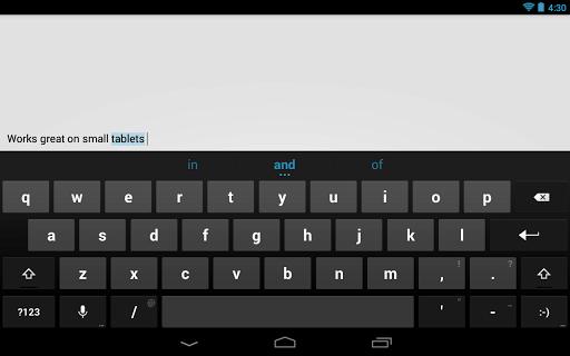 Виртуалната клавиатура на Google вече се предлага като самостоятелно приложение