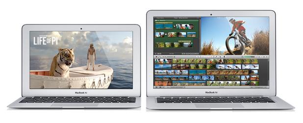 Новите MacBook Air издържат цял ден на батерия и идват с по-бърз Wi-Fi
