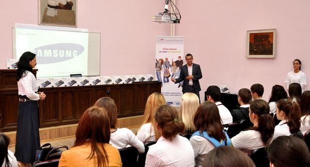 В рамките на образователната програма Trends of Tomorrow 1200 ученици получиха консултация за успешен старт на бъдещата си кариера