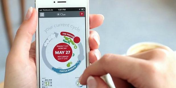 Приложението Clue за iPhone може да направи излишни контрацептивите