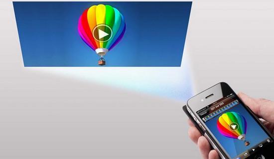 Apple получи патент за технология, която интегрира пико-проектор в iPhone