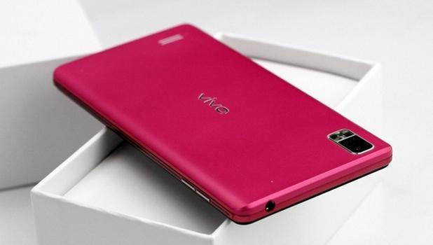 Vivo Y19t работи под управление на Android и е изпълнен в корпус-моноблок с ярък червен цвят