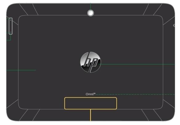Прототип на новия таблет Omni 10 на HP вече е предаден за тестване във FCC