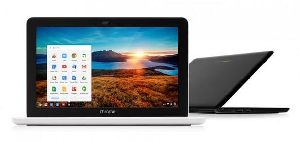 HP предлага два хромбука - Chromebook 11 и Chromebook 14 с цени съответно $279 и $299