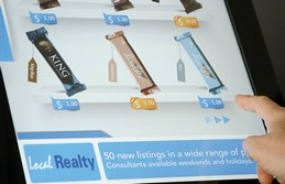 Анимираното цифрово съдържание привлича повече зрители отколкото статичните постери