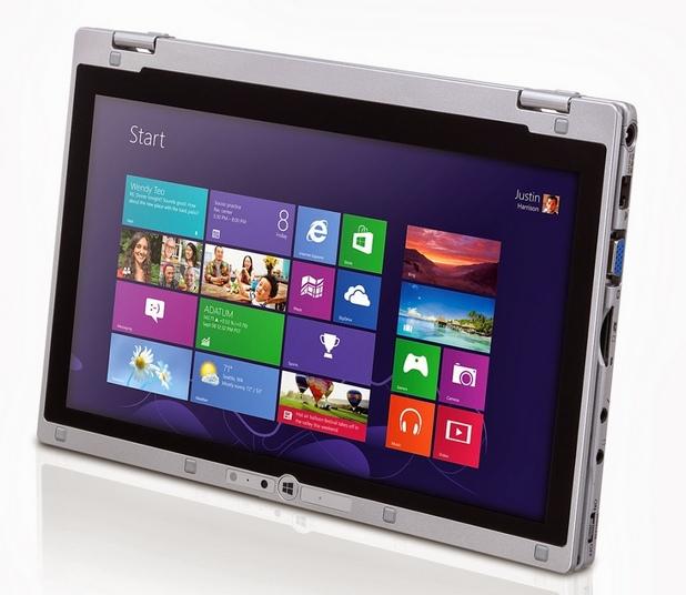 Toughbook CF-AX3 има 11,6-инчов сензорен Full HD IPS екран и процесор от четвърто поколение Intel Haswell