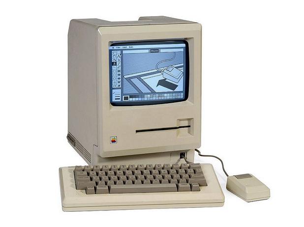 Автентичен и работещ прототип на Twiggy Mac от 1982/83 г. (снимка: Auction Team Breker)