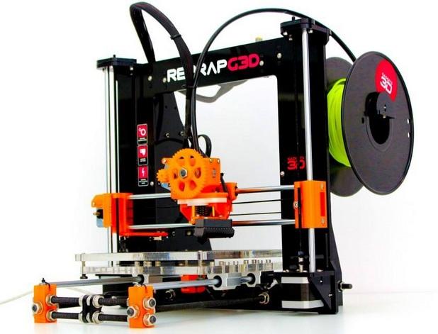 G3D е базиран на дизайна на RepRap Prusa i3 и струва само 499 долара