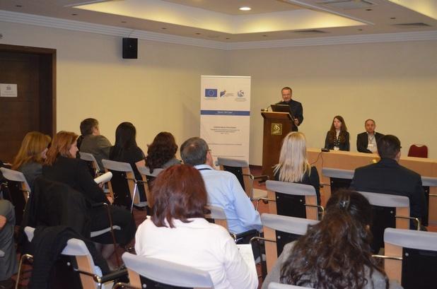 Конференция постави основите на бъдеща комуникация между клъстера и представители на държавната администрация, имащи отношение към външноикономическата и търговска дейност на страната
