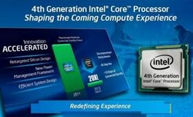 Процесорите Broadwell ще предложат с 40% по-висока производителност от Haswell