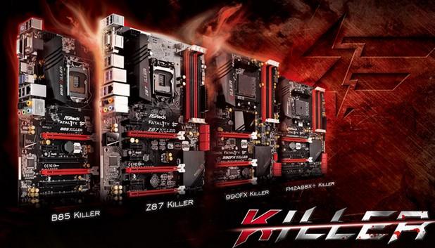ASRock 990FX Killer е първата в света дънна платка с цокъл PCIe Gen2 x2/SATA M.2