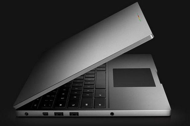 Хромбукът се използва за работа с облачни приложения под управление на операционна система Chrome OS
