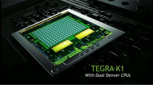 Tegra K1 има възможности, съпоставими с тези на новите геймърски конзоли Xbox One и PlayStation 4