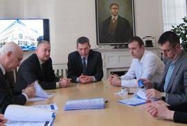 Днес бяха подписани първите договори по проекта за изграждане на високоскоростен широколентов достъп в България