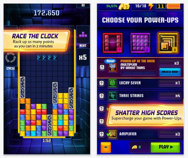 """Tetris Blitz 1.4.2 идва с изцяло нов Tournaments Mode, в който играчите могат да се конкурират с други """"блитцъри"""""""
