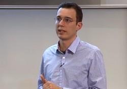 Васил Терзиев представи ранните дни от историята на Телерик пред студенти и ИТ специалисти от Силициевата долина