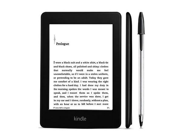 Е-четецът Amazon Kindle Paperwhite 3 ще предложи гъвкав дисплей с резолюция 300 ppi