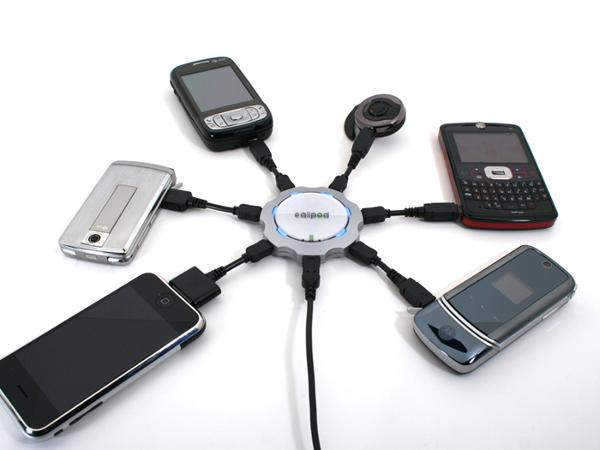 Всякаква дребна електроника ще може да се зарежда от трептенията дори само от носенето на устройството. Снимка: Wikimedia